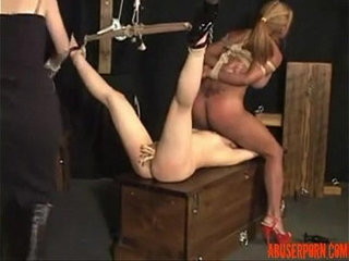 Freaky sex with the sex slaves free lesbian hd porn