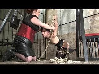 Kinky Elise Graves Lesbian Bondage xxxlesbian.vip